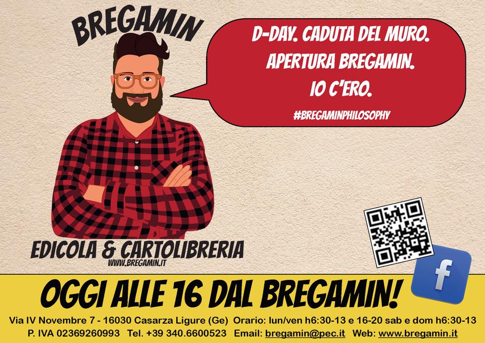 #BregaminPhilosophy inaugurazione